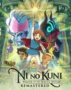Jogo Ni no Kuni Wrath of the White Witch Remastered para PC