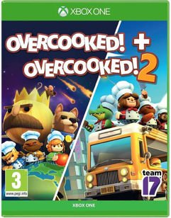 Overcooked 1 Special Edition + Overcooked 2 - Xbox One