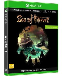 Game Sea Of Thieves - Xbox One