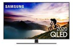 Smart TV 55 Samsung QLED 4K HDR 500 Alexa Built In