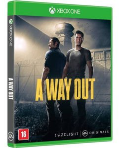 Game A Way Out - Xbox One