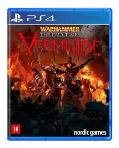 Jogo Warhammer The End Times Vermintide - PS4