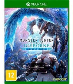 Jogo Monster Hunter World: Iceborne Ed. Master - Xbox One