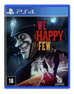 Game We Happy Few - PS4