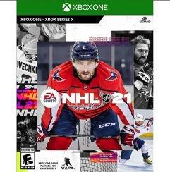 Jogo NHL 21 - Xbox One