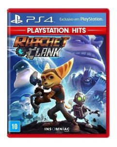 Game Ratchet and Clank - PS4