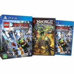 Game Lego Ninjago: Edição Limitada - PS4