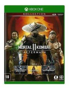 Game Mortal Kombat 11: Aftermath - Xbox One