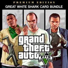 Pacote GTA V: Edição Premium + Pacote Tubarão-Baleia para Xbox One