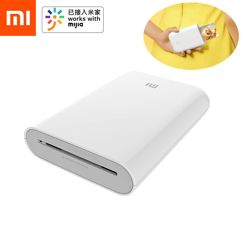 Impressora de bolso portátil 3000dpi Xiaomi Mijia
