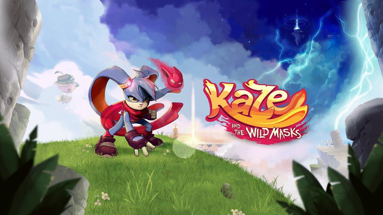 Análise de Kaze and the Wild Masks: jogo brazuca de respeito