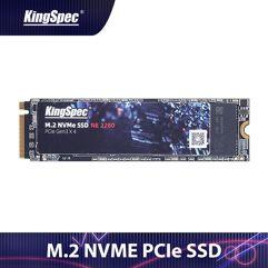 SSD Kingspec M.2 - 128GB a 1TB