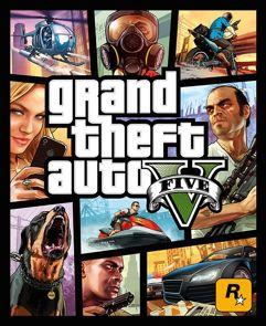 Jogo Grand Theft Auto V para PC