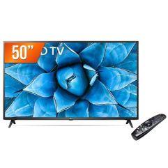 "Smart TV LED 50"" 4K Ultra HD LG HDR10"