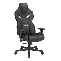 Cadeira Gamer MX8 Giratoria Preto - Mymax
