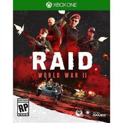 Game Raid World War 2 - Xbox One