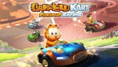Jogo Garfield Kart - Furious Racing - PC