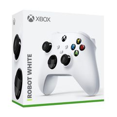 Controle Xbox Robot White - Branco