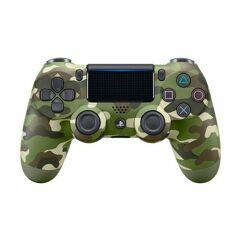 Controle Dualshock 4 Original PS4 - Verde Camuflado