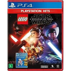 Game Lego Star Wars PS - PS4