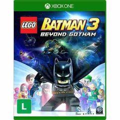 Game Lego Batman 3 Beyond Gotham - Xbox One
