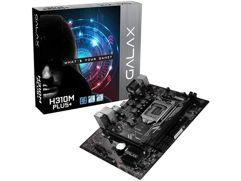 Placa Mãe Galax H310M Plus+ Intel LGA 1151 DDR4 - Micro ATX