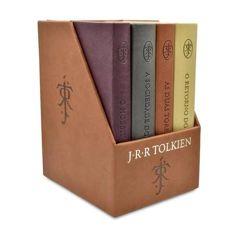 Box de Livros: O Senhor Dos Anéis + O Hobbit - 1ª Ed