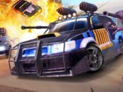 Jogo Guerra de Carros - Simulador de Conduçao Smash de Graça para PC