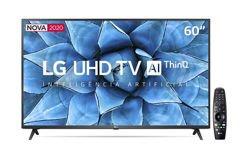 "Smart TV LED 60"" LG Ultra HD 4K HDR10"