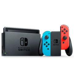 Console Nintendo Switch 32Gb + Controle Joy-Con Neon