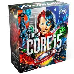 Processador Intel Core i5-10600K Marvel´s Avengers Collector´s Edition