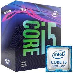 Processador i5 9400F 2.90GHz - 4.10GHz Turbo 9MB