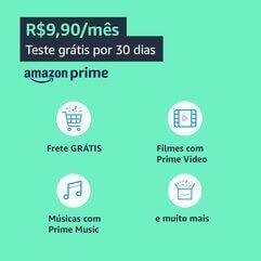 30 dias grátis de Amazon Prime