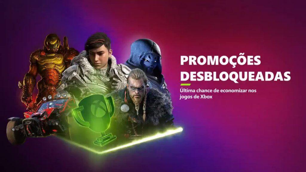 tabela-ofertas promoções-desbloqueadas-xbox-live