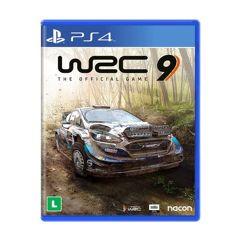 Jogo WRC 9 - PS4