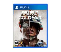 Call_of Duty: Black Ops Cold War - PS4