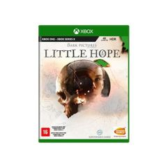Jogo_The Dark Pictures: Little Hope - Xbox One