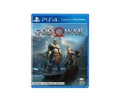 God_Of War - PS4