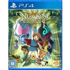 Ni_No Kuni: Wrath Of The White Witch Remastered - PS4 - Sony