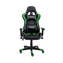 Cadeira_Gamer Thunder MoobX - Preta e Verde