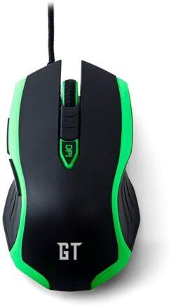 Mouse Gamer 3200DPI Preto Goldentec