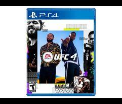 UFC 4 - PS4