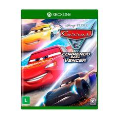 Jogo Carros 3: Correndo para Vencer - Xbox One
