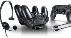Kit de acessórios Dreamgear para PS4