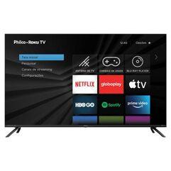 """Smart TV Roku 50"""" Philco Led Ultra HD 4K Midiacast"""