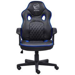 Cadeira_Gamer Mad Racer STI Master - Preto Com Azul