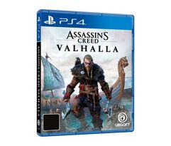 Assassin's_Creed Valhalla Edição Limitada - PS4