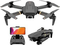 Drone XINKEJI XII dobrável com câmera 4K HD