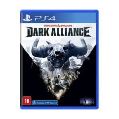 Game_Dungeons & Dragons: Dark Alliance - PS4