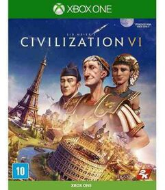 Jogo Sid Meiers Civilization Vi - Xbox One